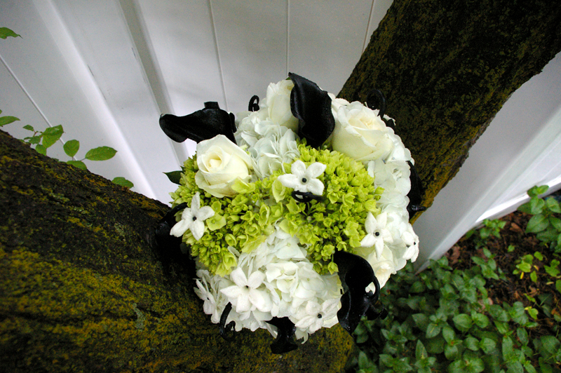 Black And White Flowers For Wedding. wedding flowers black wedding ...