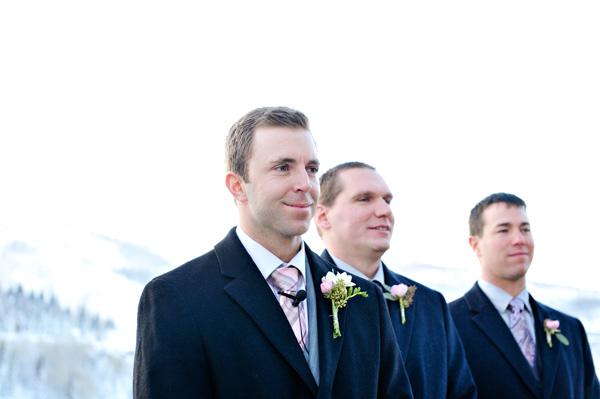 navy pink white green silver wedding boutonnieres studio stems